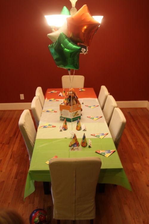 Go Dog Go Birthday Party - PD Eastman