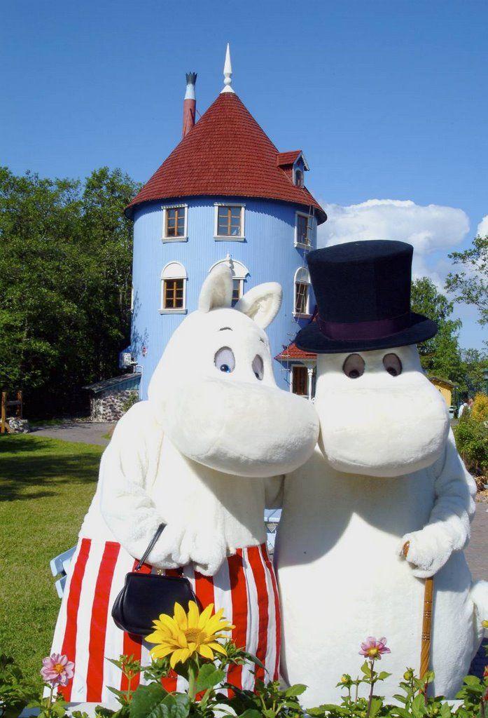 ムーミンワールドに遊びに行く♪フィンランド旅行のおすすめ観光アイデア。