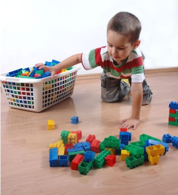 Ranger n 39 est qu 39 un jeu d 39 enfant le petit moutard - Ranger les jouets ...
