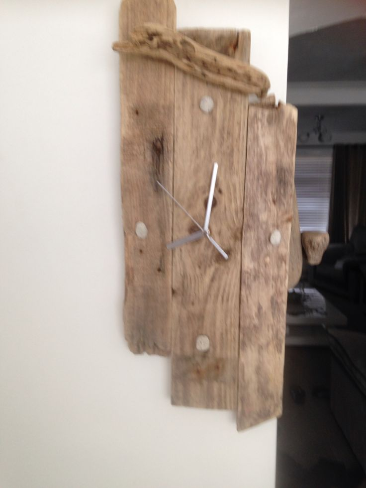 One of a kind clock £20