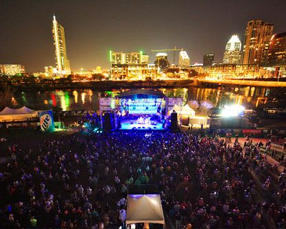 South by Southwest (SXSW) is on my bucket list. My vacation doesn't line up this year, maybe sometime in the future.