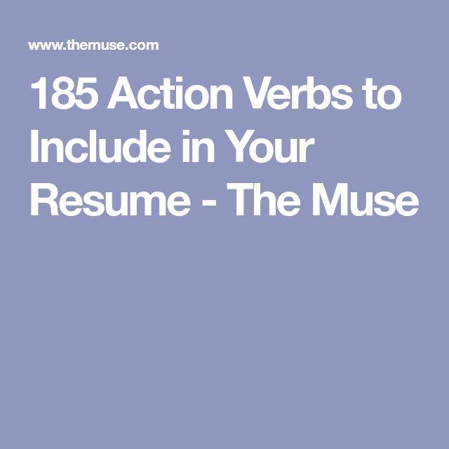 best 25  action verbs ideas on pinterest