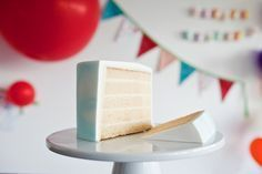 Vanilla Cake recipe. This is the BEST CAKE FOR STACKING AND CARVING. Dense like a pound cake, but a beautiful rich texture you just can't beat!