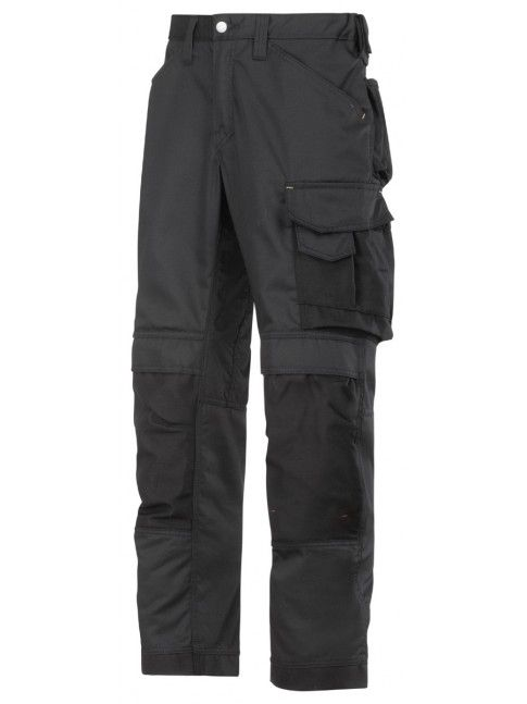 Odzież robocza Wrocław | Spodnie robocze z lekkiej tkaniny CoolTwill wzmocnionej materiałem Cordura #BRsnickersWorkwear #OdzieżRoboczaWrocław #ButyRoboczeWrocław