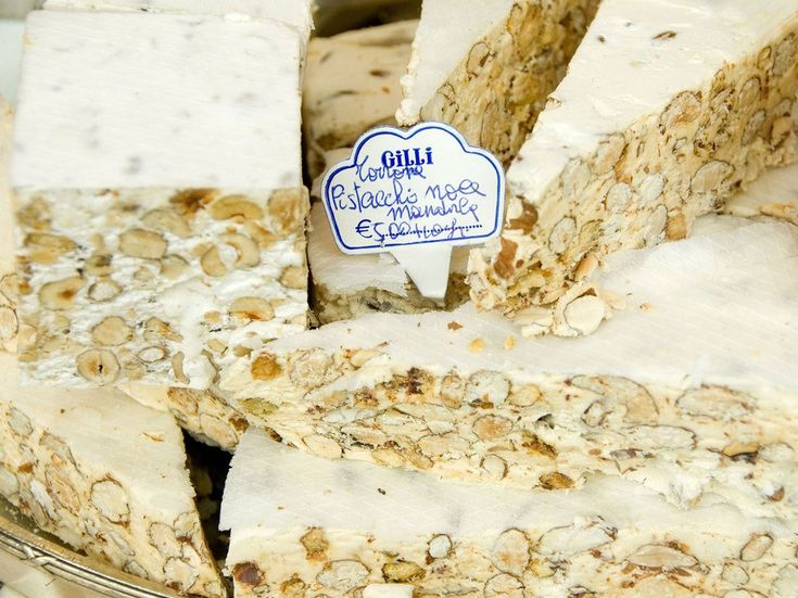The origins of torrone are somewhat blurry—some say it originated in Lombardy, some insist it was created in Sicily. It doesn't really matter