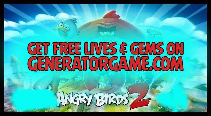 [NEW] ANGRY BIRDS 2 HACK ONLINE WORKING 2015: www.online.generatorgame.com  Add Free up to 999999 amount of Lives and Gems: www.online.generatorgame.com  No more Lies Guys! This Method 100% Works: www.online.generatorgame.com  Please SHARE this real hack online guys: www.online.generatorgame.com  HOW TO USE:  1. Go to >>> www.online.generatorgame.com and choose Angry Birds 2 image (you will be redirect to Angry Birds 2 Generator site)  2. Input your Angry Birds 2 Username/ID or Email (No…