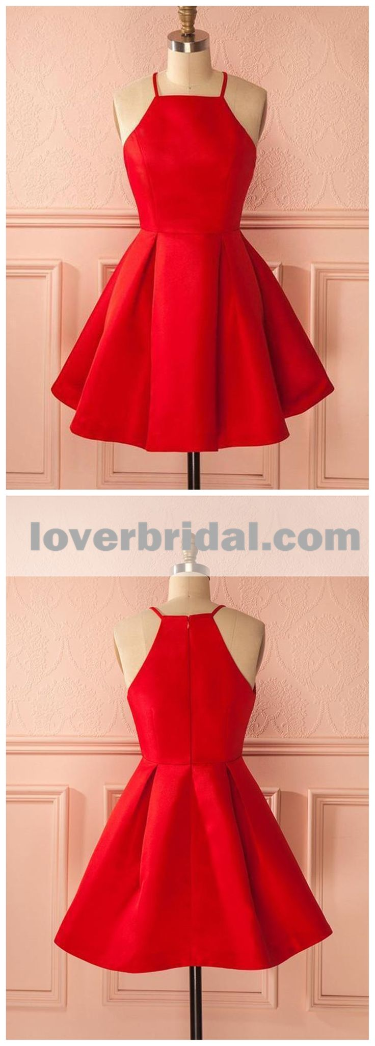 best red homecoming dresses images on pinterest
