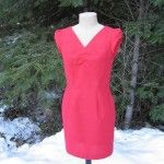 Free Sewing Pattern:  Puff Sleeve Toddler Dress
