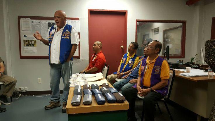 Guam Marianas Lions Club donates prescription glasses to DOC inm - KUAM.com-KUAM News: On Air. Online. On Demand.