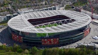 Going to an #Arsenal football game at #Emirates Stadium.