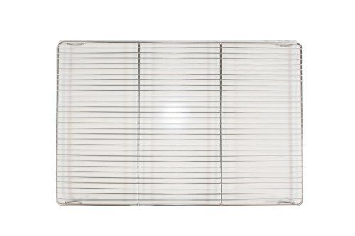Paderno World Cuisine 23 58 Inch by 15 34 Inch by 1 Inch Stainlesssteel Cooling Rack with Feet ** Be sure to check out this awesome product.