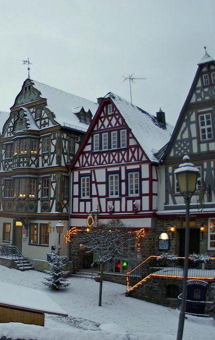 Idstein, Rheingau-Taunus-Kreis, Hesse, Germany | by eLKayPics