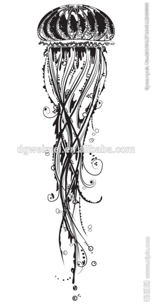 1000 ideas about jellyfish tattoo on pinterest tattoos. Black Bedroom Furniture Sets. Home Design Ideas