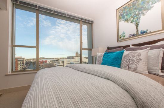 Enjoy the Views from this 11th floor Condo with all of the Extras