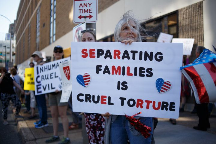 Here Are The Best Families Belong Together March Signs Protest Signs Family Separation Families Belong Together