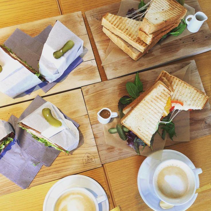 横浜、元町・中華街の百貨店「バーニーズニューヨーク」内の『&ima(アンド イマ)』は、暮らしに写真を取り入れる愉しみを発信する体験型スペース。併設のカフェでは代官山「キングジョージ」プロデュースのサンドやパニーニ、スムージーが登場♡