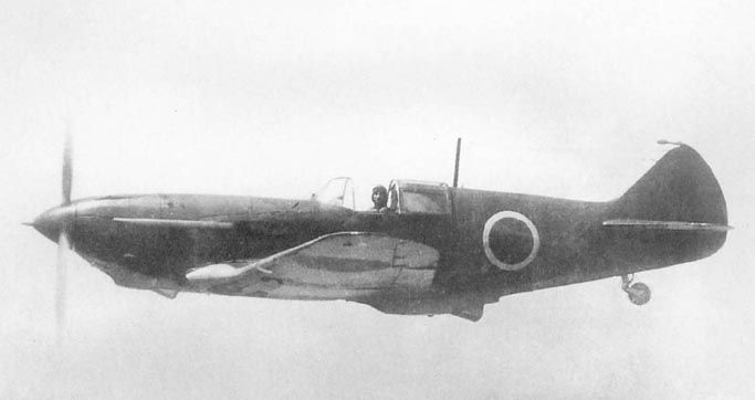 Japanese captured LAGG-3 in flight (1942) (location unknown) This LAGG-3 was captured when the pilot defected by landing at an airfield in Manchuria thinking it was an independent state, in fact Manchuria was a puppet state of Japan and the fighter was captured. British Eevee