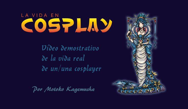 LVEC - Vídeo demostrativo de la vida REAL de un/una cosplayer ¡Recuerda activar las notificaciones!  Si te ha gustado no olvides darnos un like, compartir y suscribírte ^^  Correo: lavidaencosplay@gmail.com WEB: http://www.lavidaencosplay.com Facebook LVEC: https://www.facebook.com/LaVidaEnCosplay