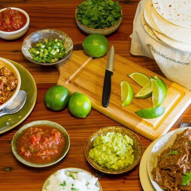 How to Host an Awesome Taco Bar Party October is Tailgating Snacks Month on Life Currents!