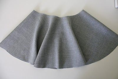 I've made a lot of circle skirts in my life but this is a great how-to.