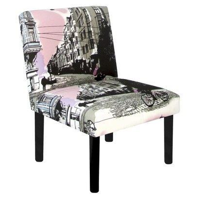 Vallila Armless Chair - Boulevard