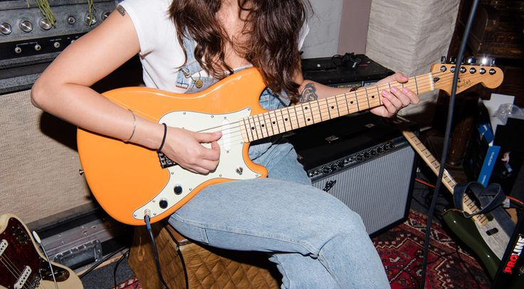 Rome and Jimi Hendrix Weren't Built in a Day — You should practice, Here's how to stay motivated. (click to read more)