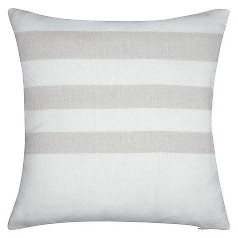 Buy John Lewis Coastal Stripe Cushion Online at johnlewis.com £15