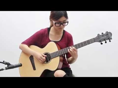 Corona Aphrodite AP-100 OP Acoustic Guitar