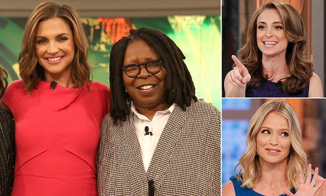 Paula Faris claims Whoopi Goldberg sabotaged her spot on The View