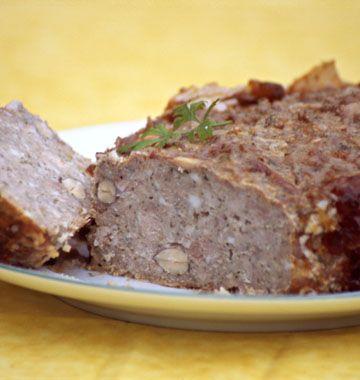 Pâté de lapin - les meilleures recettes de cuisine d'Ôdélices
