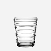 Iittala Aino Alta glassware - love the glasses, pitcher and bowls
