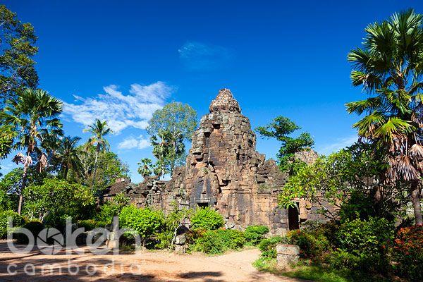 Ta Prohm temple at Tonle Bati | Takeo Province, Cambodia