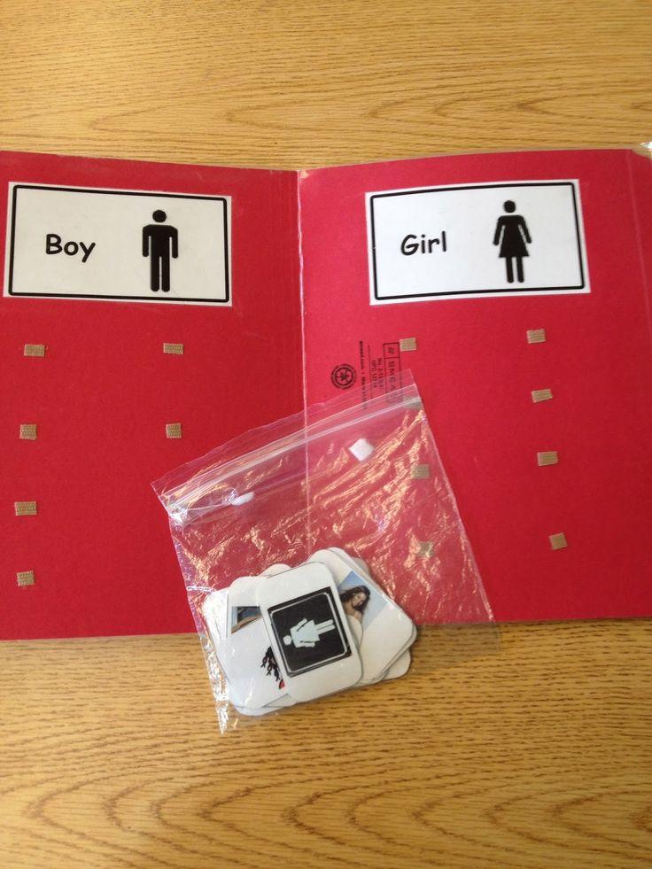 Autism Tank: Boy vs. Girl Sort