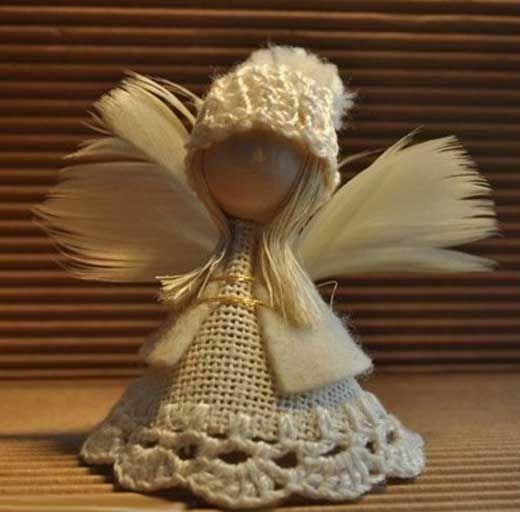 Ангел своими руками - каталог статей на сайте   ДомСтрой