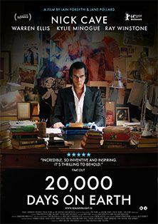 Love Nick Cave? Drama and reality combine in a fictitious 24 hours in the life of this great musician and international cultural icon. Watch it here: http://bit.ly/1BBE7Ng