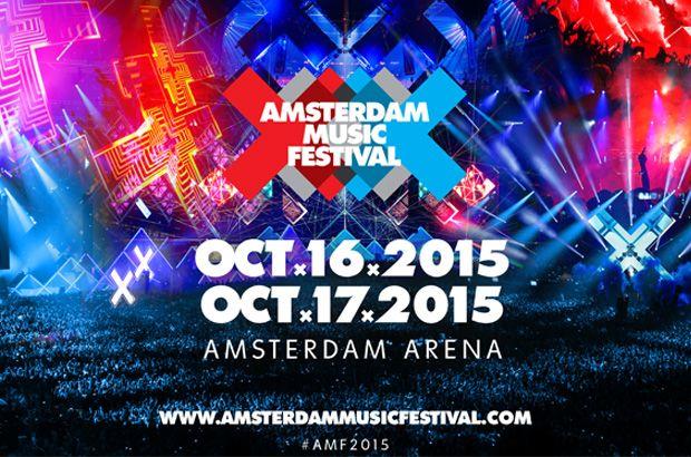 Amsterdam Music Festival #poster
