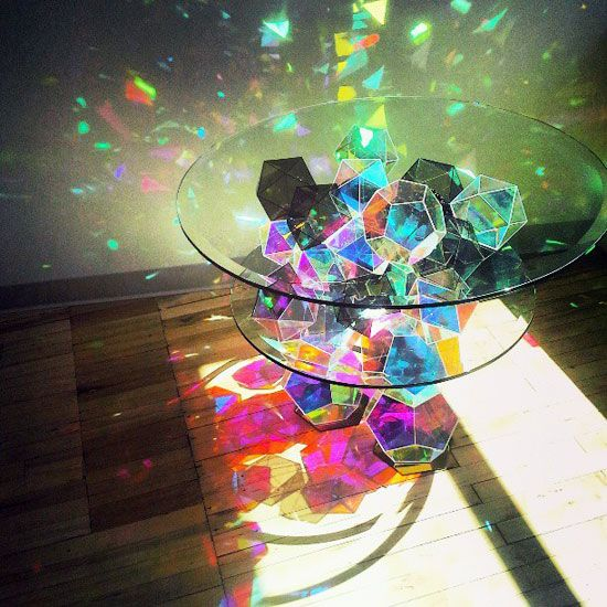 Lampi di colore