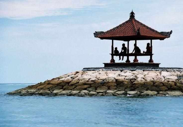 Relaxing ... Sanur, Bali