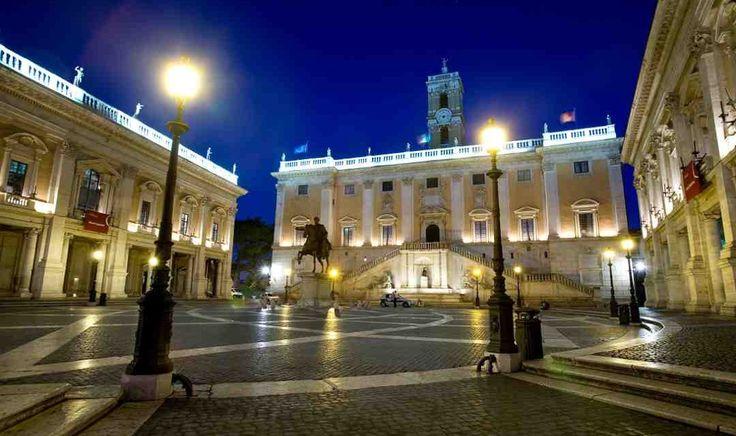 Una app per il censimento dei punti luce di Roma