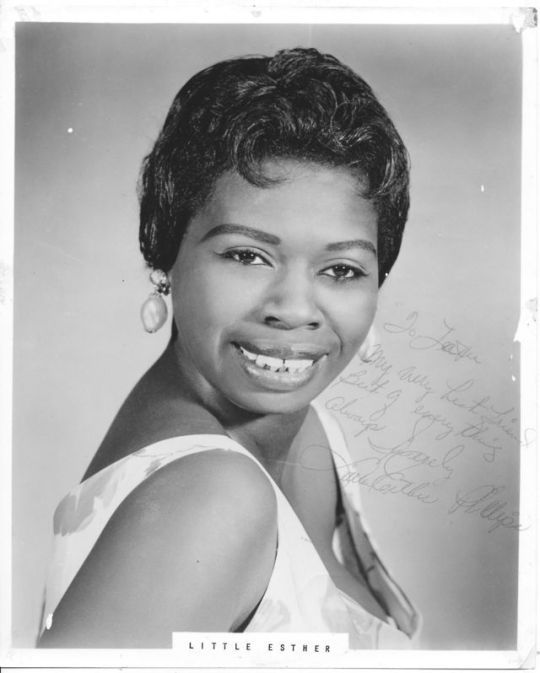 Rockin' Country Blues Esther Phillips | Blues and Soul