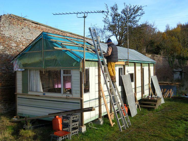 Google Images Wood Cabin : Images about caravans on pinterest campers cabin