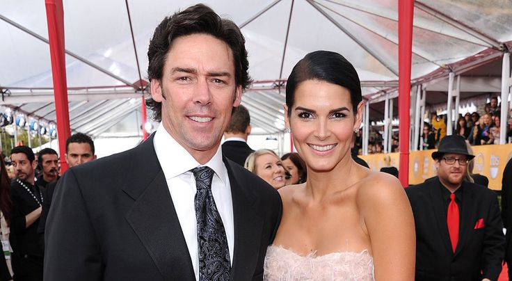 Angie Harmon and Jason Sehorn have separated.