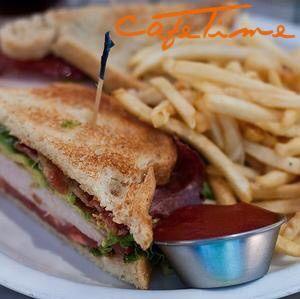 Hot Club Sandwich CafeTime