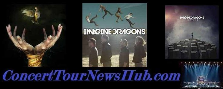 Updated Imagine Dragons 2015 Smoke + Mirrors Tour Schedule With Metric & Halsey - Updated @Imaginedragons @Metric @halseymusic #MusicNews #TourSchedule