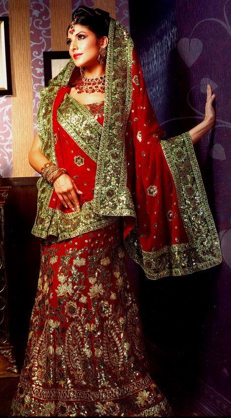 Robe indou mariage