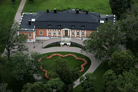 Halikon Manor, Finland