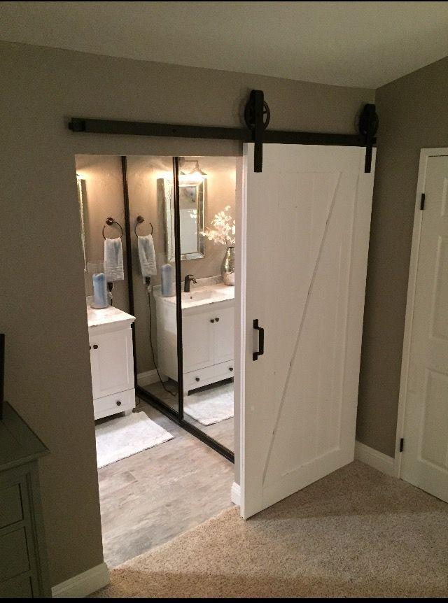 Custom interior sliding barn door 225 all doors are for Custom barn doors
