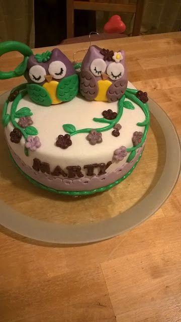 With a little sugar: Gufetti in pdz per il compleanno di Marty