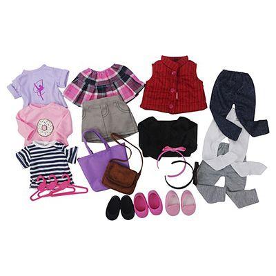 Sindy Doll Fashion Clothing Pack
