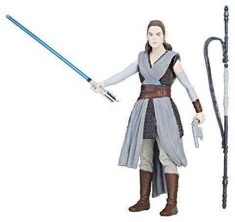 Star Wars: Force Link Star Wars Rey (Jedi Training) Force Link Action Figure